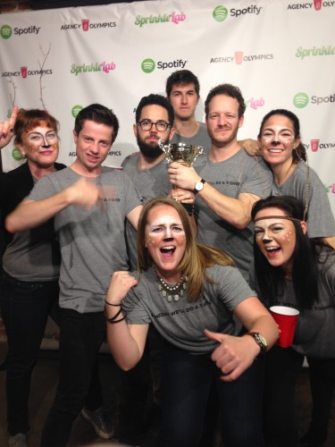 AD2SF Agency Olympics 2015