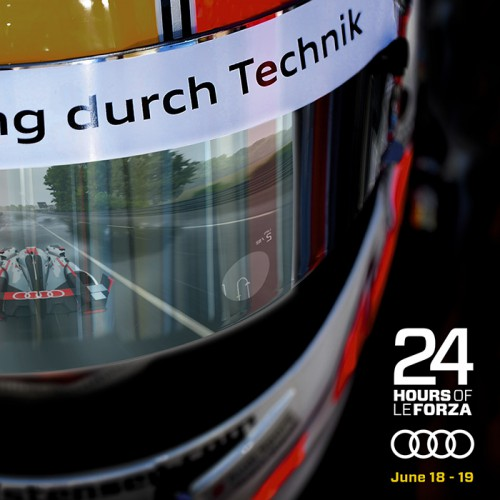 24 Hours of Le Forza, Audi