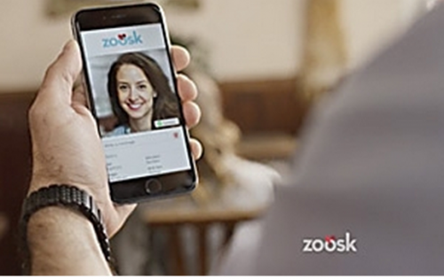 Zoosk Verification