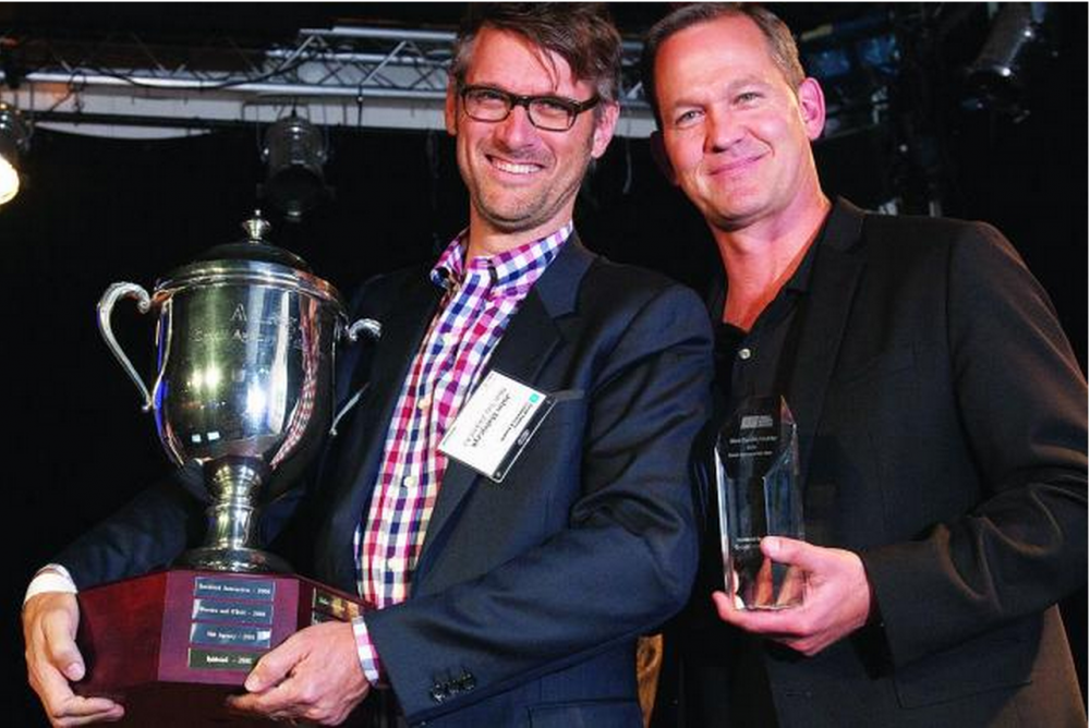 AdAge Small Agency of the Year