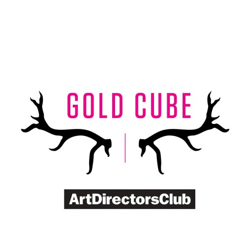 Gold Cube, Art Directors Club