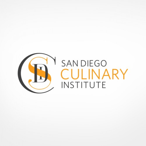 Logo Design, San Diego Culinary Institute