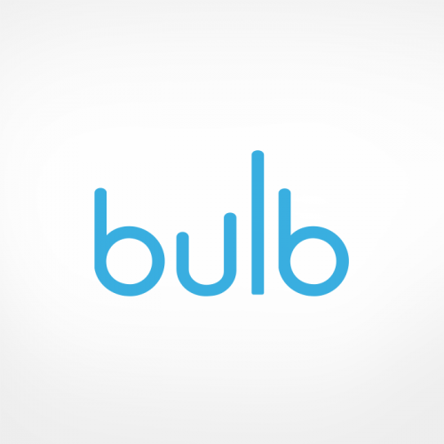 Bulb - Logo Design, Emerging Brands