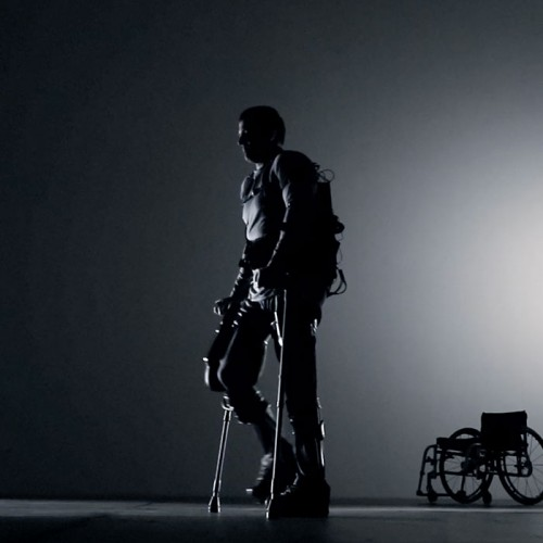 Walk Away From No, Ekso Bionics