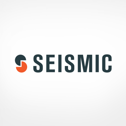 Seismic - Logo Design, Emerging Brands